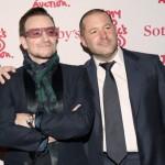 Bono and Jony Ive