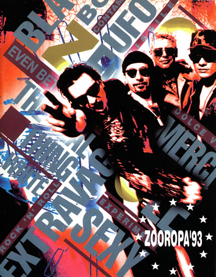 U2 ZooTv Tour