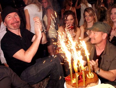 The Edge Birthday