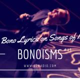 BONOISMS (1)